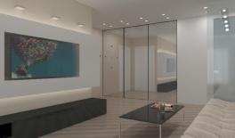 Ремонт 3 комнатной квартиры – пространство для творчества