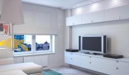 Ремонт двухкомнатной квартиры – оригинальные решения для жилплощади