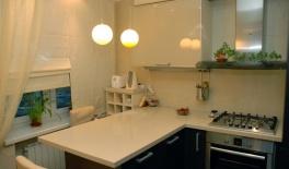 Проект 2-комнатной квартиры 45 кв.м., Гражданский пр.