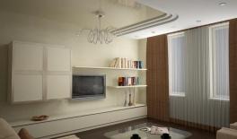 Проект 3-комнатной квартиры, 134 кв.м., Нейшлотский переулок