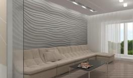 Проект 3-комнатной квартиры, 100 кв.м., Пушкин
