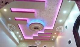 Создание дизайнерского потолка