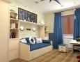 4-комнатная квартира, 130 кв.м.
